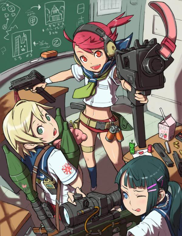Animegirls J36
