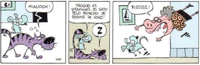 Quadrinhos! Nausea06