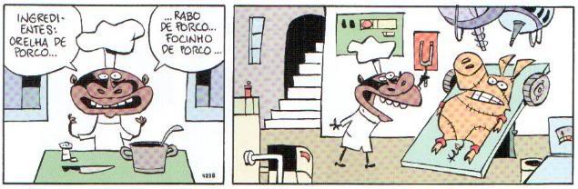 Quadrinhos! Nausea20