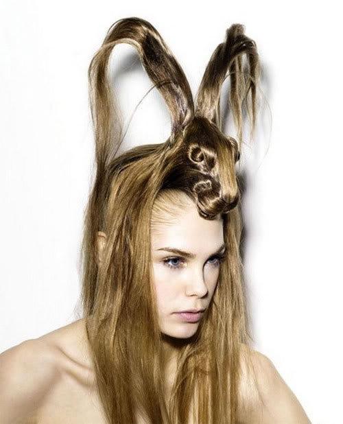 Cortes de cabelo em forma de animais Ccr-11