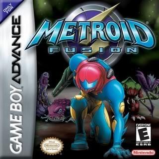 Metroid Box-lFUSIO