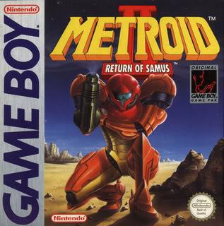 Metroid Metroid2