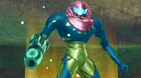 Metroid Primefusion