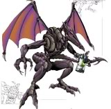 Metroid Ridley