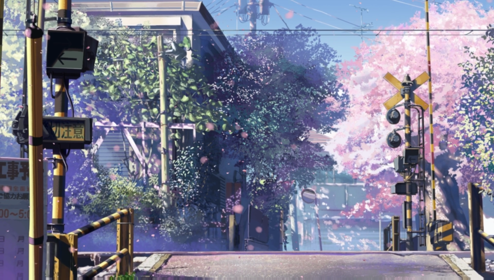 [Review] 5 centimeters per second Byousoku_5_Centimeter-5