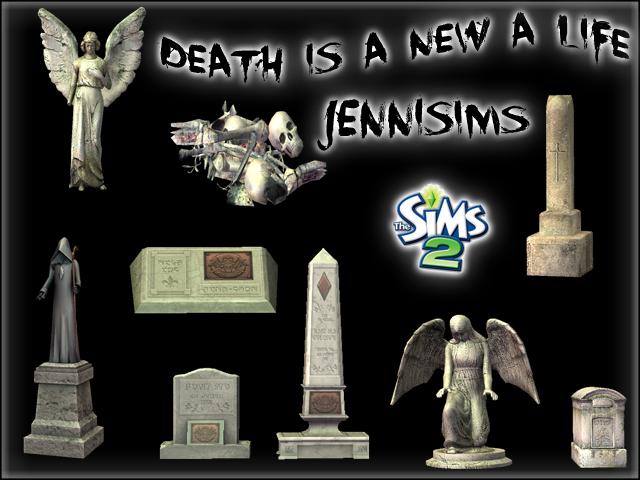 Jennisims descargas sims3 sims2 Cementeryts2-1