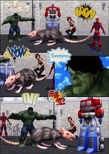 Jennisims descargas sims3 sims2 Comic-1