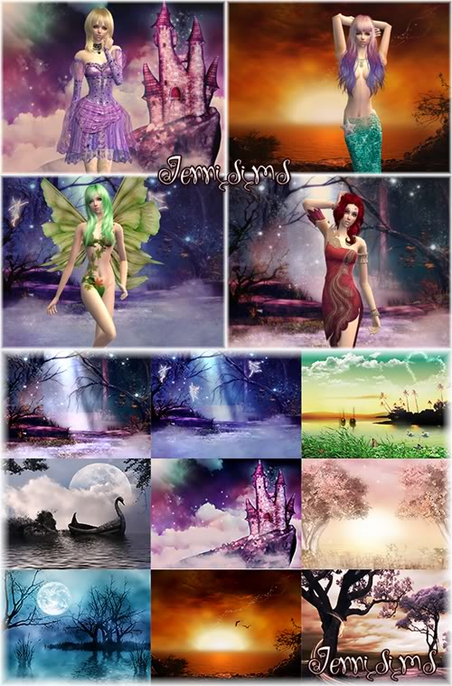 Jennisims descargas sims3 sims2 Fotos-vert