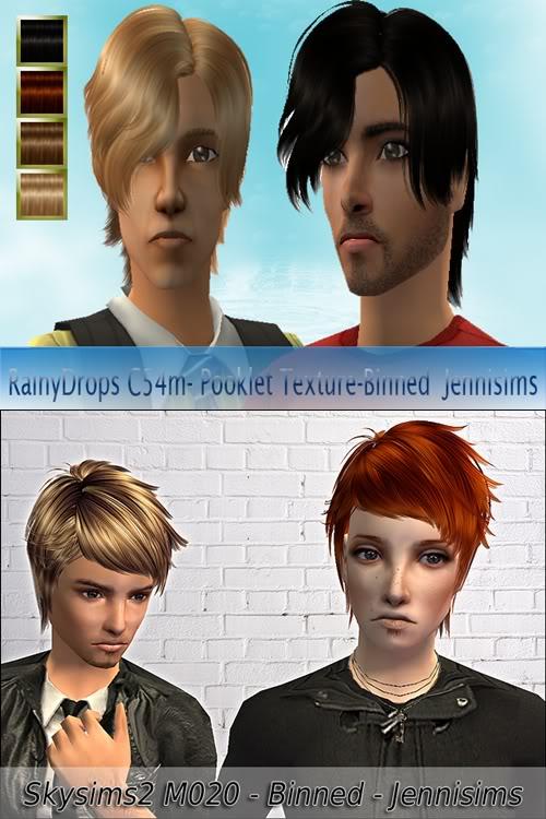 Jennisims descargas sims3 sims2 Pelo116bymar-vert