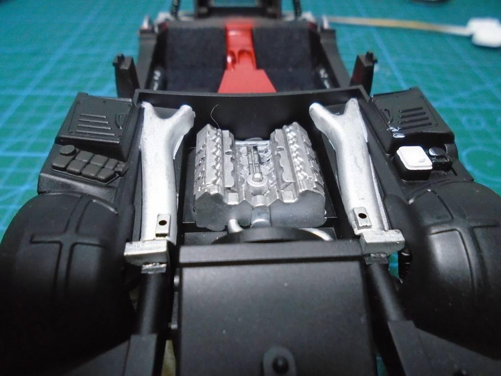 Mercedes-benz SLR McLaren 722 Edition Tamiya DSC00390_zpspwmnio46