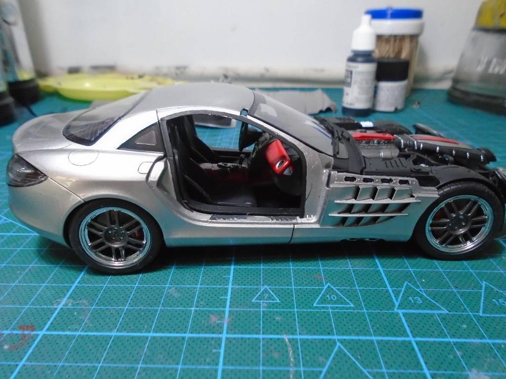 Mercedes-benz SLR McLaren 722 Edition Tamiya DSC00470_zpsuypkxf6f