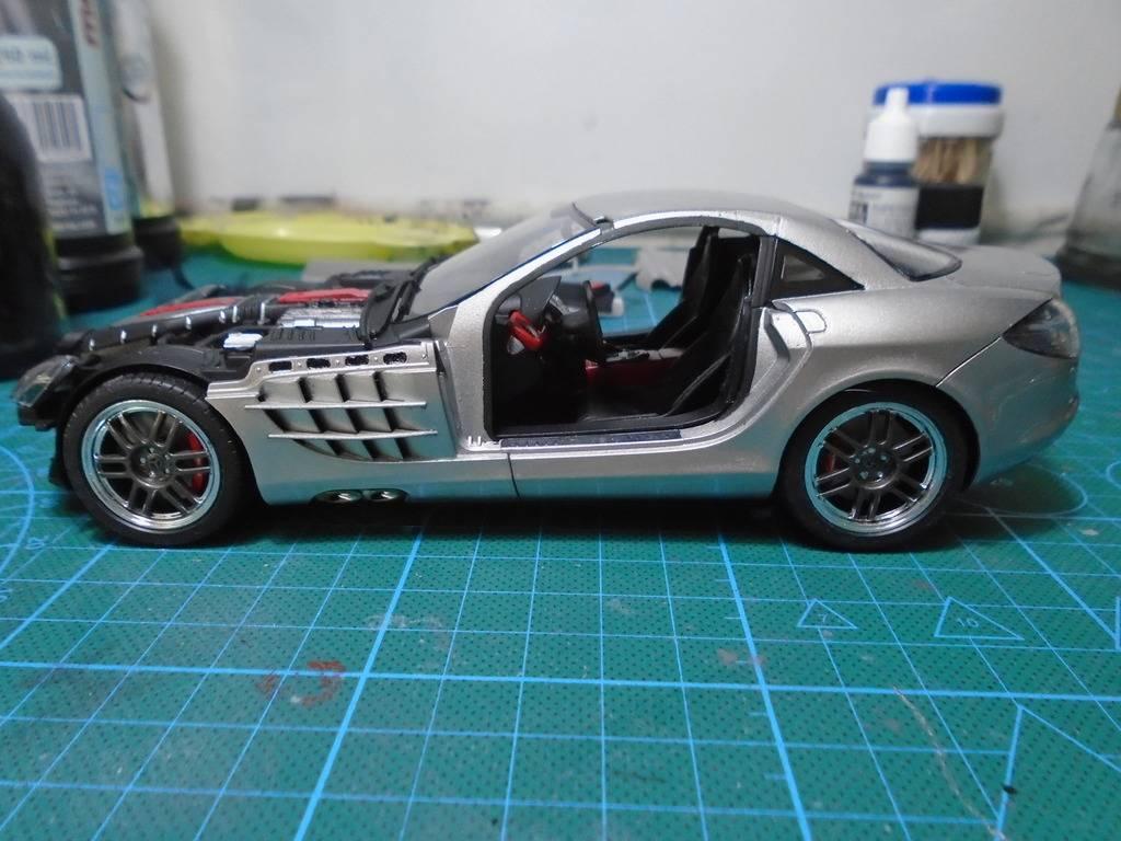 Mercedes-benz SLR McLaren 722 Edition Tamiya DSC00471_zpsuajt67l2