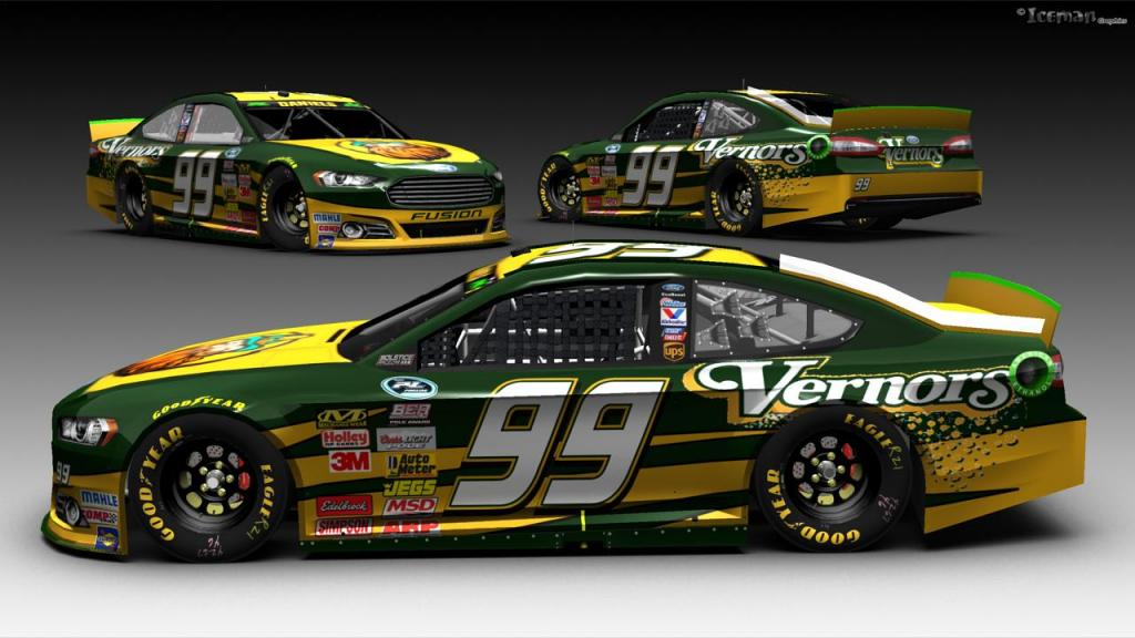 #99 cars Vernors99
