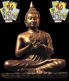 La vía del Tarot. por Alejandro Jodorowski Budismo