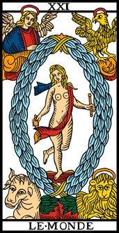 La vía del Tarot. por Alejandro Jodorowski ELMUNDO