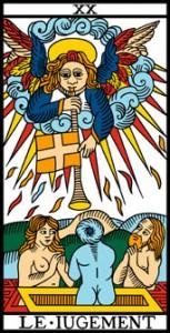 La vía del Tarot. por Alejandro Jodorowski Eljuicio-153x300