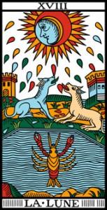 La vía del Tarot. por Alejandro Jodorowski Laluna-153x300