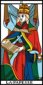 La vía del Tarot. por Alejandro Jodorowski Lapapisa-153x300