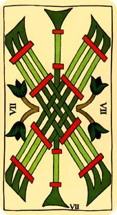La vía del Tarot. por Alejandro Jodorowski Tarot-marsella-bastos-07