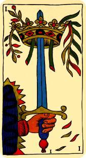 La vía del Tarot. por Alejandro Jodorowski Tarot-marsella-espadas-01