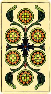 La vía del Tarot. por Alejandro Jodorowski Tarot-marsella-oros-06