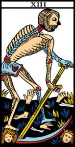 La vía del Tarot. por Alejandro Jodorowski Elarcanotrece-153x300