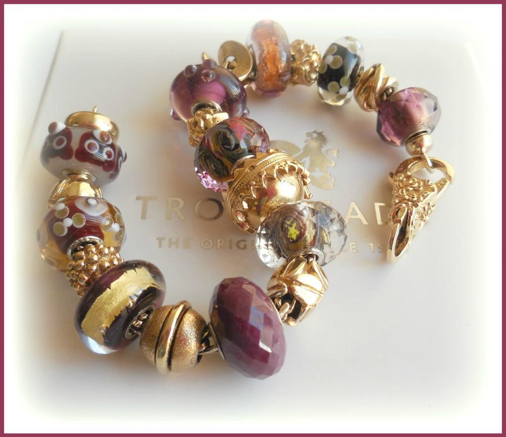 Show us which bracelet you have worn in December! DSCN0567