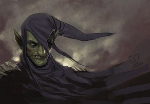 Exiles - Száműzöttek - Page 3 Goblin_head_study_zpsb132d7fc