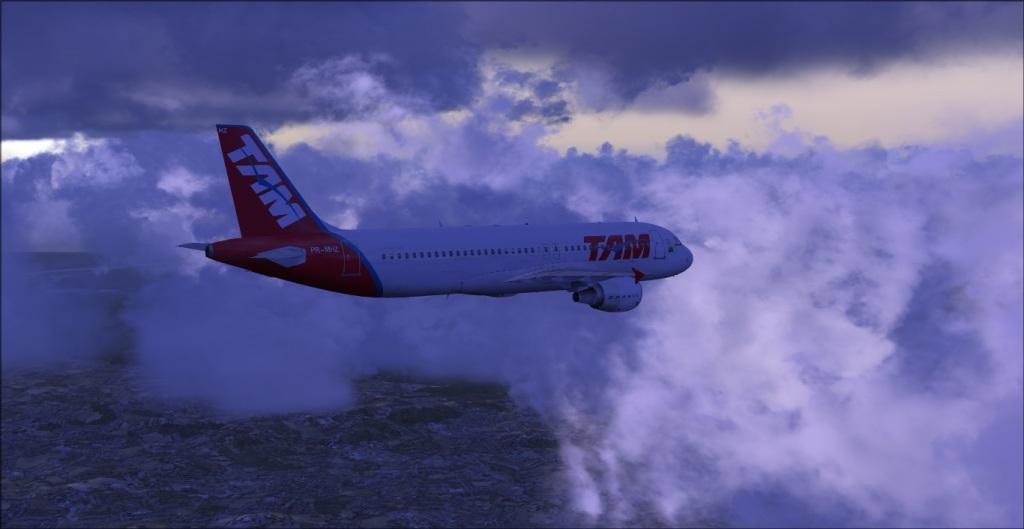 Várias voando no Brasil 2012-10-3_22-43-39-142