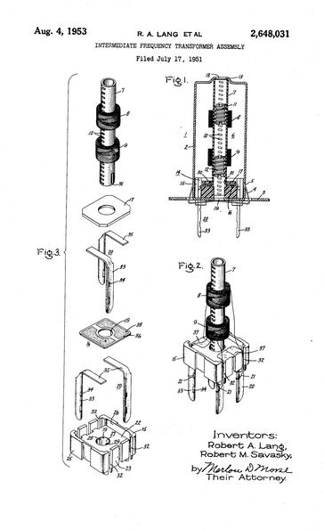 Step by Step Restoration: GE T-106C, Let's go for it! - Page 5 GeIFpatent_zpsfb702201