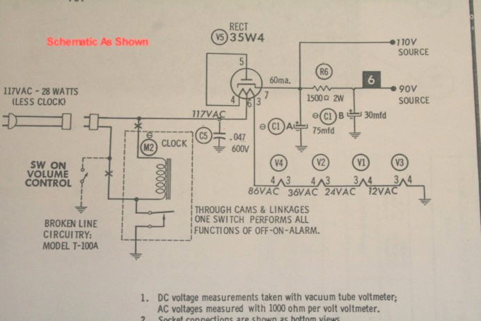 Step by Step Restoration: GE T-106C, Let's go for it! - Page 2 Geresto56_zps204d5eae