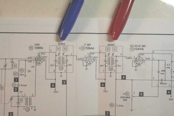 Step by Step Restoration: GE T-106C, Let's go for it! - Page 3 Geresto80_zpse0e28d0b