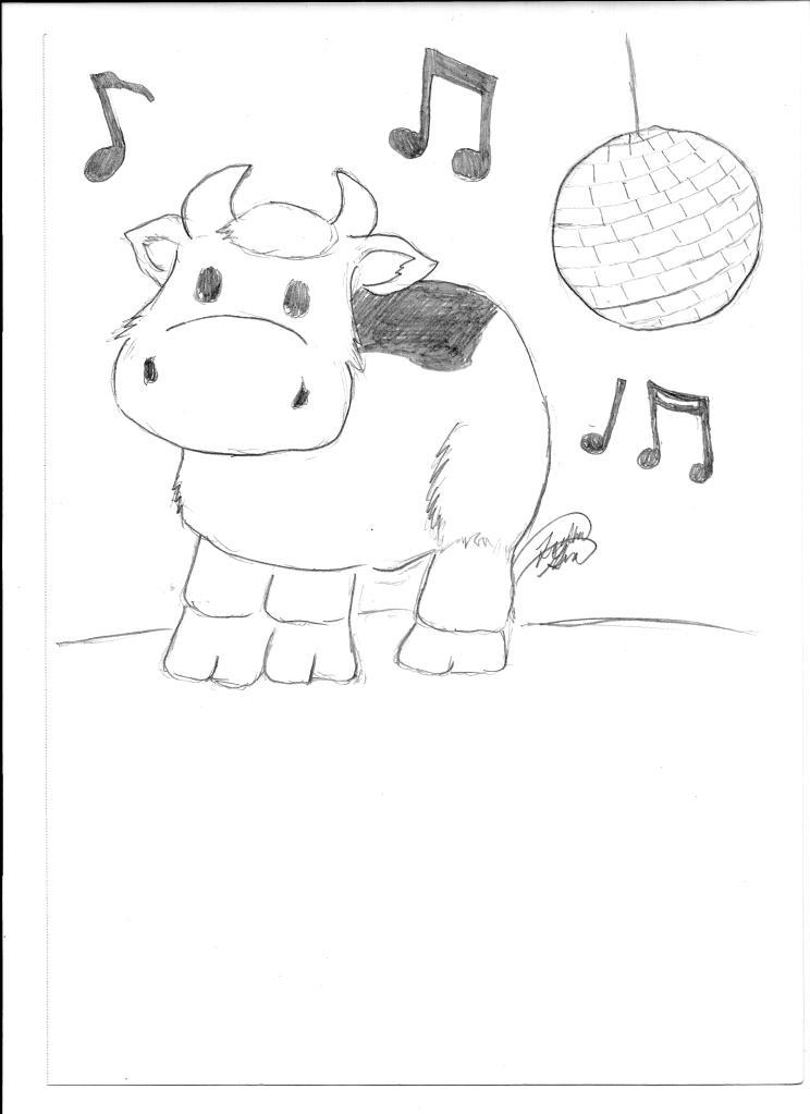 Art Gallery Example!  Coww