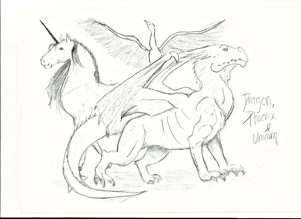 Olympic Games: Drawing Contest Results!  MythicalCreatures