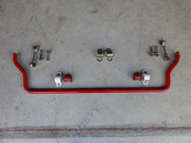 90-93 Racing Beat front sway bar, end-links, heavy duty mounts 90-93Miata_sway_bar_endlinks_mounts