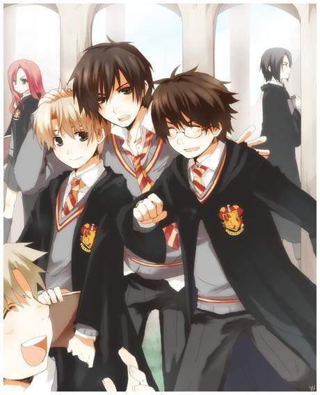 Harry Potter Anime xD Harry_Potter__