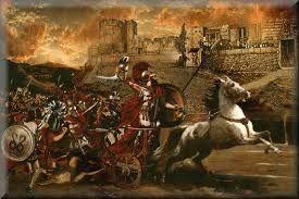 La odisea comienza. Acto 1 Espartanos. (Rol multijugador libre) Ciudaddeesparta