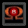 Busqueda Implacable(Rol Privado - Un Jugador) Dadocantidad8