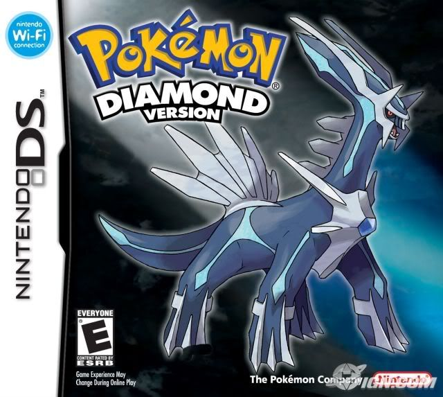 Pokemon DiamonD español MF Diamond