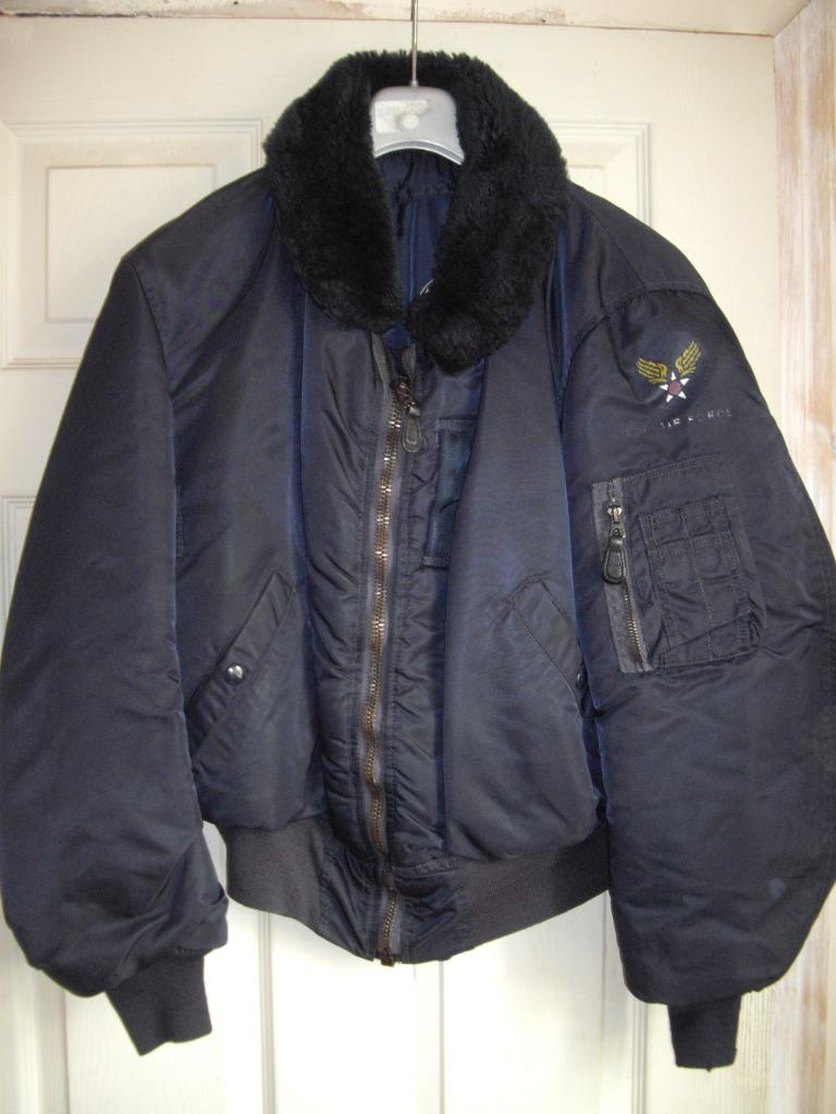 L-2B Flight Jacket IMGP0435-8