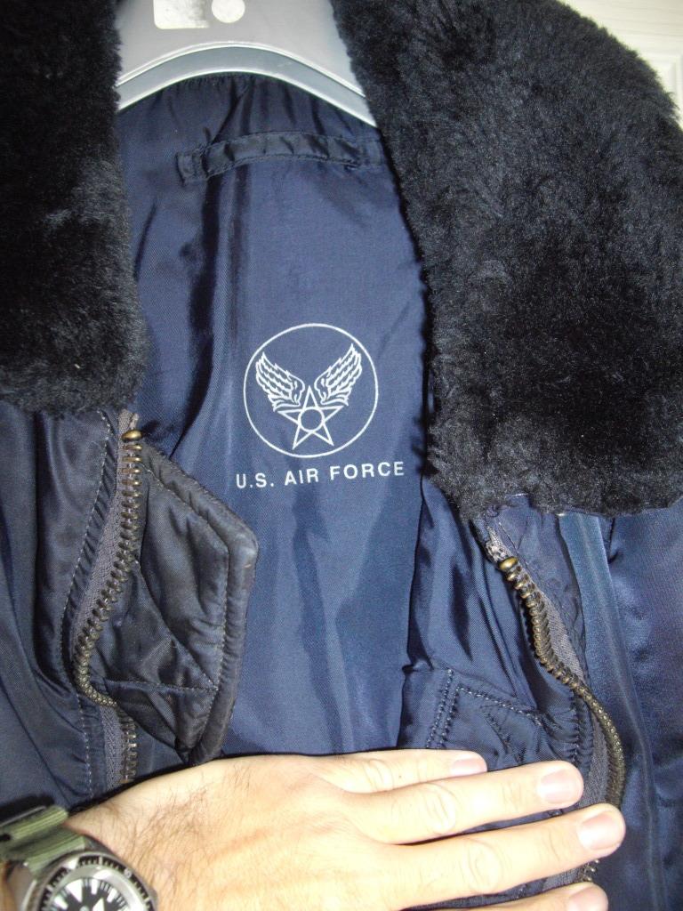L-2B Flight Jacket IMGP0436-7