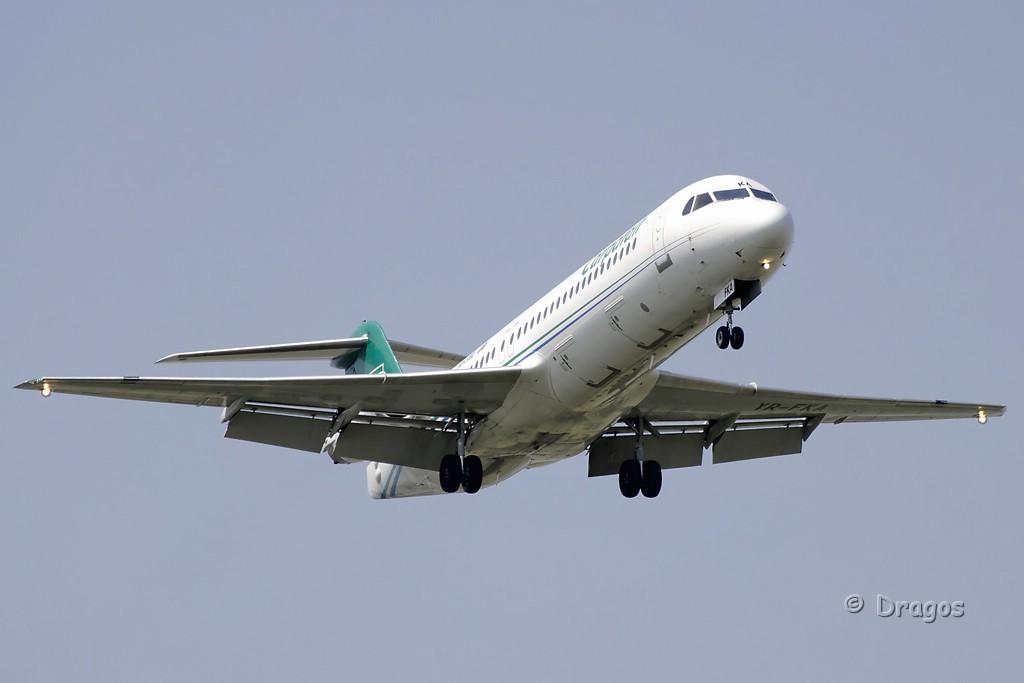 Aeroportul Timisoara (Traian Vuia) - August 2012 DSC_6469