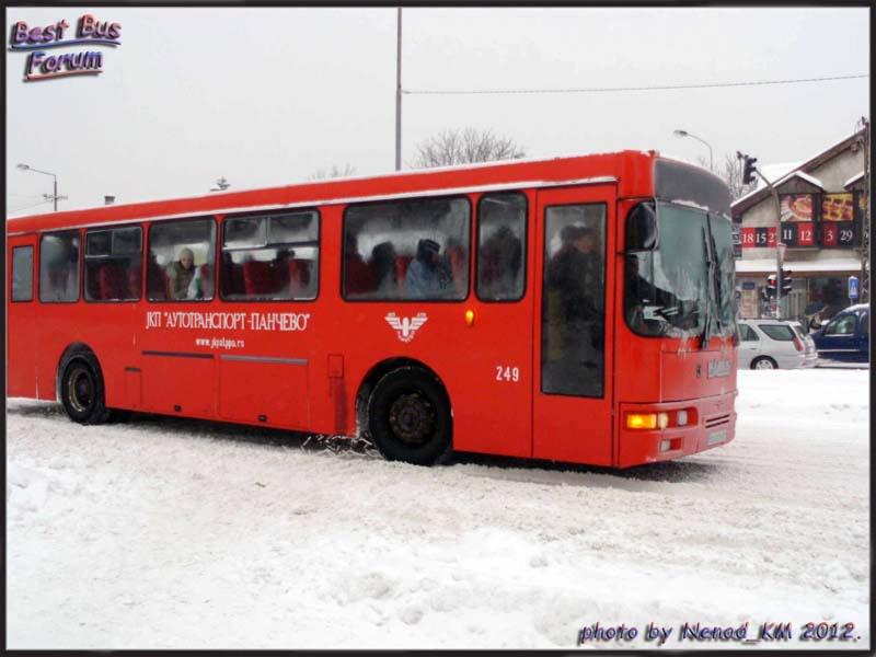 JKP Autotransport Pančevo ATP249-1