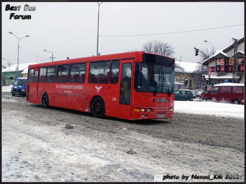 JKP Autotransport Pančevo ATP249