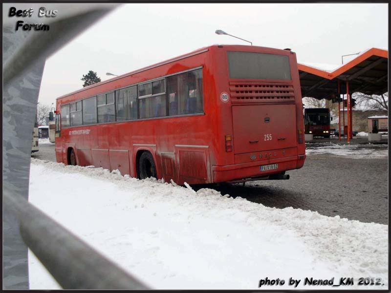JKP Autotransport Pančevo ATP255-1