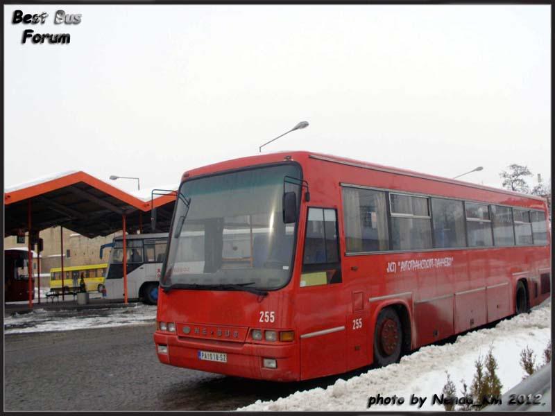 JKP Autotransport Pančevo ATP255-2