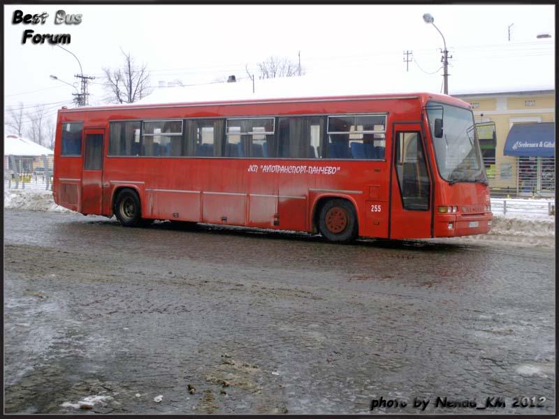 JKP Autotransport Pančevo ATP255-3