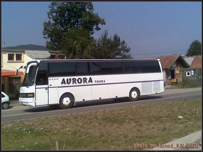 Ostali Prevoznici iz Srbije AuroraNP