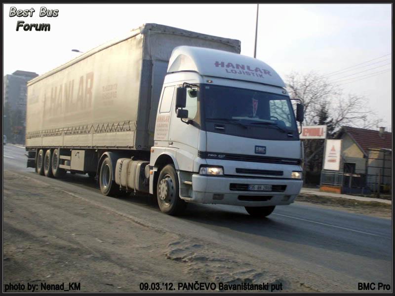 BMC Kamioni BMCPro