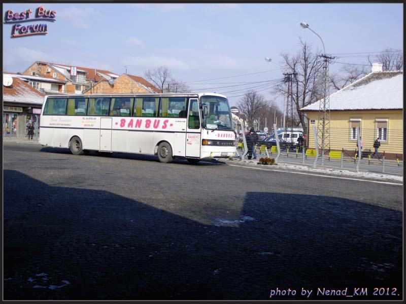 Banbus, Beograd Banbus2